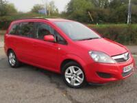 Vauxhall/Opel Zafira 1.6i 16v VVT ( 115ps ) 2014MY Exclusiv