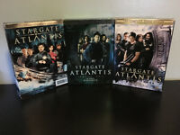 Stargate Atlantis: Seasons(Saisons) 1, 2 & 3