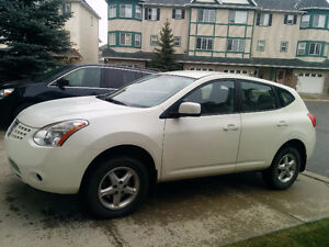 2009 Nissan Rogue S SUV, FWD