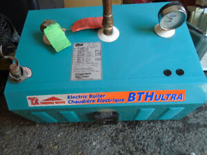 BOILER ELECTRIC FOR RADIANT HEAT