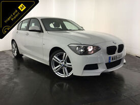 2015 BMW 118D M SPORT 5 DOOR HATCHBACK 143 BHP 1 OWNER FINANCE PX WELCOME
