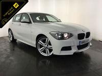 2015 BMW 118D M SPORT 5 DOOR HATCHBACK 143 BHP 1 OWNER FINANCE PX WELCOME
