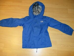 Manteau nylon Tailout The North Face - imperméable 4T