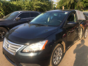 2013 Nissan Sentra 1.8S just in for sale at Pic N Save!