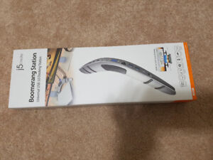 Boomerang usb 3.0 laptop docking station for mac and windows