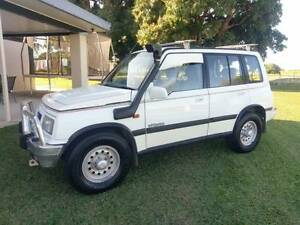 1994 Suzuki Grand Vitara SUV Ingham Hinchinbrook Area Preview