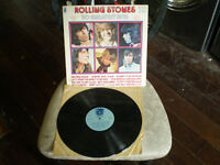 rolling stones 30 greatest hits 33 tour double lp