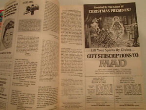 Mad Magazine No. 132 - Jan 70 - Season's Greetings! Have a Ball! Sarnia Sarnia Area image 4