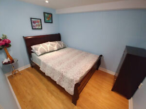 BASEMENT WITH ROOM UofT and Centennial College for Rent $ 750