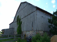 BARN FOR SALE Kawartha Lakes Peterborough Area Preview