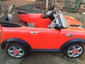 Chargeable mini