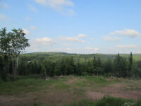 25 Acres + joining and over looking new subdivison
