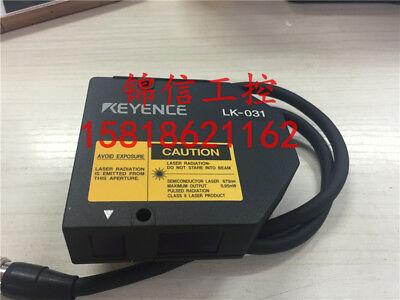 Keyence Lk-031 Cdd  Laser Displacement Sensor