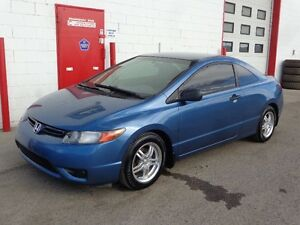 2006 Honda Civic DX-G Coupe ~ 186,000KMS ~ $5999