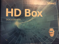 *BRAND NEW*still in Box Shaw DCX-3200MP3 HD CABLE BOX