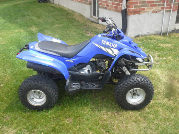 Used 2004 Yamaha mini raptor 50