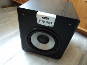 Mirage Omni-S10 10-Inch High-Performance Subwoofer