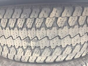 4 Used Goodyear Wrangler AT/S 265 65 R18