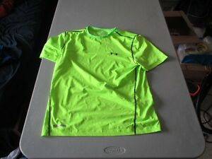 Mens Green Under Armour Top