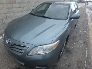 2010 Toyota Camry LE Sedan - CLEAN - LOW KM - NEW TIRES