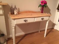 Shabby chic sideboard dressing table desk