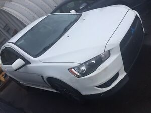 2009 MITSUBISHI LANCER ES only low km  5900