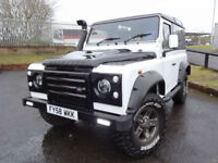 2008 Land Rover 90 Defender 2.4TDi - £000's Spent on Modifications - KMT Cars