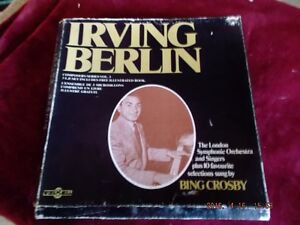 Vintage Irvin Berlin record set