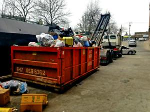 14 Yard Garbage Bin Rental $299 Flat Rate Any Waste!!! Dumpsters
