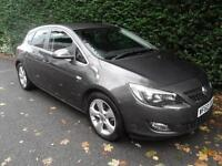 Vauxhall Astra 1.7CDTi 16v ( 110ps ) ecoFLEX SRi, Grey, 5 Door,