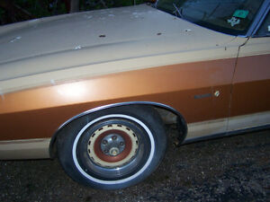 1978 Matador Cassina project car