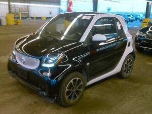 2016 smart fortwo PURE + PANORAMIC ROOF + 48,000KMS !!!