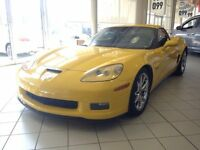 2009 Chevrolet Corvette Z06 Fixed Roof