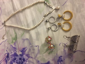 Many jewellery pieces $2Each