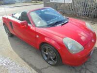 Toyota MR2 1.8 ( 138bhp ) Semi-A Roadster