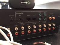 Cambridge Audio Amp & JBL monitors
