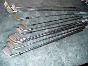 Golf Clubs (drivers, irons )