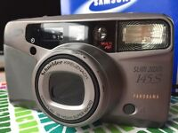 Samsung slim zoom 145S 35m film camera