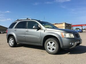 2006 Pontiac Torrent Sport, AWD, Safetied