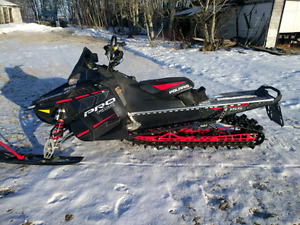 Trade 2015 polaris pro 155 for Side by Side or Boat