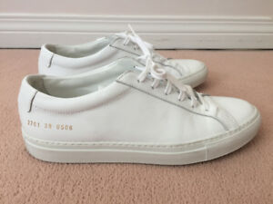 Common Projects Original Achilles White - Size 39 (9) - Like New