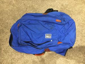 Serratus large size backpack
