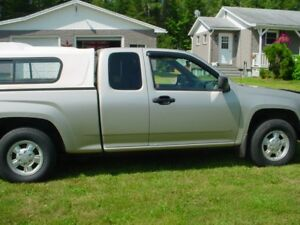 2008 GMC Canyon SLE 2WD