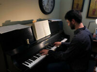 Piano & Guitar Lessons - My Place or Yours