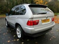 2006 BMW X5 SERIES X5 3.0d Sport 4x4 Diesel Automatic