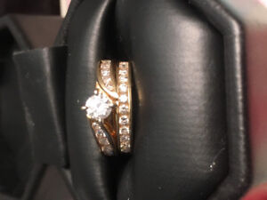 Stunning diamond ring for sale !