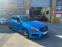 2013 Mercedes-Benz A-CLASS 1.5 A180 CDI BLUEEFFICIENCY AMG SPORT 5d 109 BHP Hatc