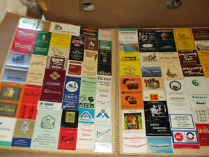 Matchbook collection Cornwall Ontario image 5