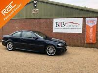 2004 54 BMW 3 SERIES 3.0 330CI SPORT 2D 228 BHP ONLY 84K