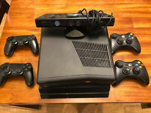 Mint condition PS4 500GB and Xbox 360 250GB